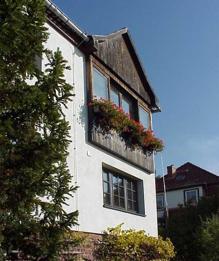 Gästehaus Pension Schönblick: Bad Frankenhausen In Thüringen
